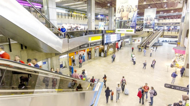 Cumbica cai três posições em ranking que avalia aeroportos do país