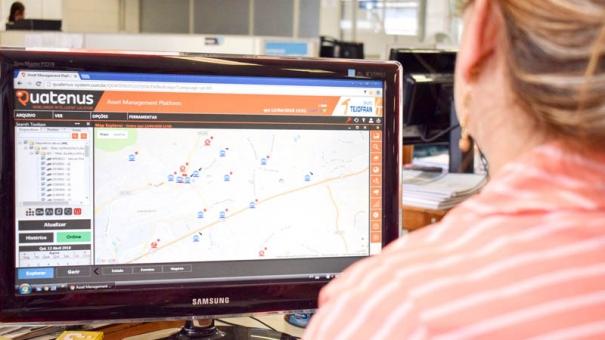 Prefeitura monitora coleta de lixo domiciliar em tempo real por GPS