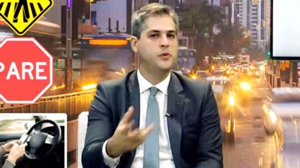 Presidente do Detran visita Guarulhos