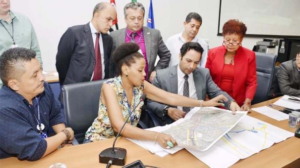 Comissão de Estudos avalia impactos de obras do Rodoanel