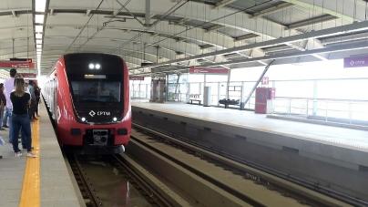 Trem de Guarulhos passa a operar em horário normal na próxima segunda-feira