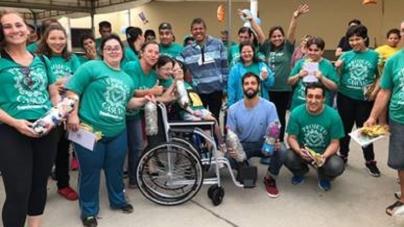 Arteris Fernão Dias já entregou 27 cadeiras de rodas pelo programa Lacre Amigo
