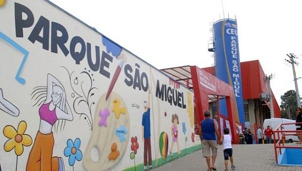 CEU Parque São Miguel comemora o 6º aniversário neste sábado