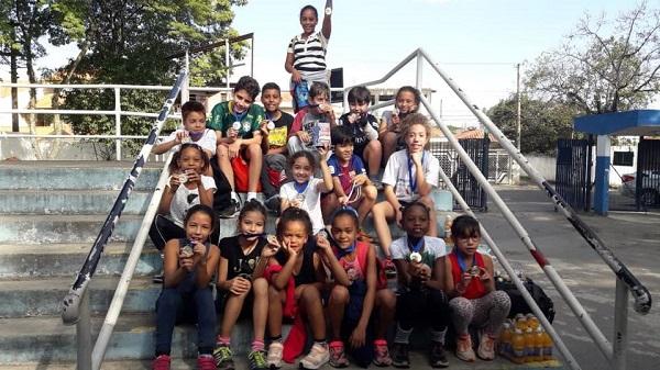 Guarulhos participa do 1º Festival de Atletismo Condemat