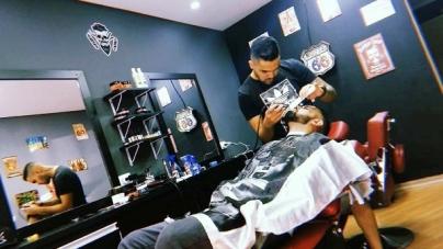 Barbearia Lord Skull completa um ano de serviços com bom custo benefício e ambiente customizado