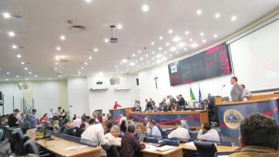 Sem AVCB, Câmara adia retorno das sessões