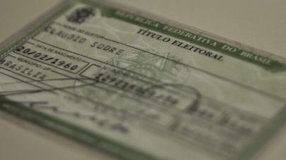 Sem biometria, quase 150 mil títulos de eleitores foram cancelados