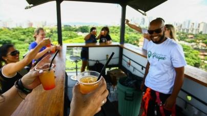 Bar nas Alturas será destaque de lazer na capital paulista durante o feriado prolongado de julho