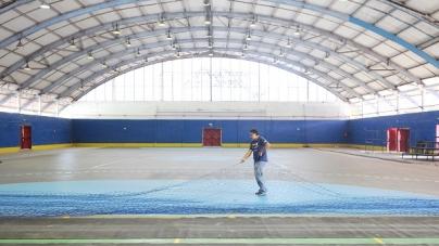 Prefeitura entrega quadra do Fioravante Iervolino revitalizada neste sábado