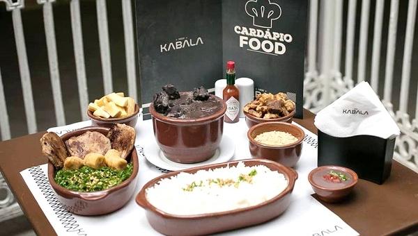 New Kabala oferece feijoada com música no próximo sábado