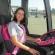 Empresa Vila Galvão emprega primeira motorista a dirigir ônibus articulado em Guarulhos