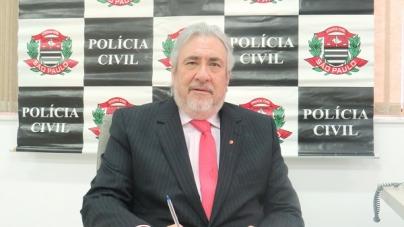 Novo delegado seccional quer melhorias para a segurança pública da cidade