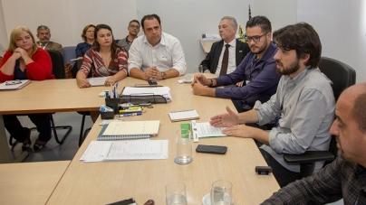 ACE-Guarulhos intermedeia demandas de entidades assistenciais ao prefeito Guti