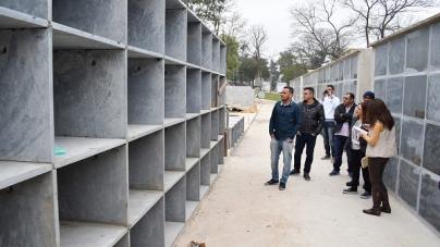 Sistema de verticalização do Cemitério de Bonsucesso é referência para Osasco