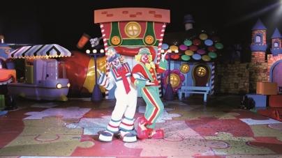 Patati Patatá traz circo a Guarulhos