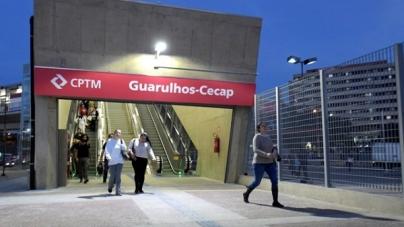 CPTM pretende iniciar dois novos serviços em Guarulhos até o final de setembro