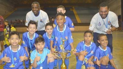 Guarulhense promove avaliações em duas categorias no futsal