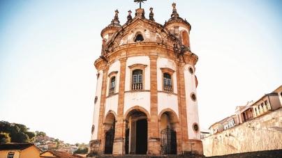 Ouro Preto possibilita uma viagem no tempo e na história