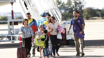Guarulhos acolhe 25 venezuelanos