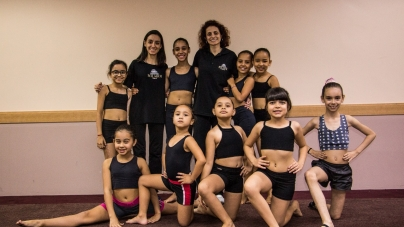 Bailarinas do EducaDança participam de seletiva da Escola do Teatro Bolshoi