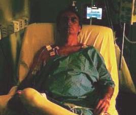 Bolsonaro tem quadro estável e faz transmissão ao vivo do hospital