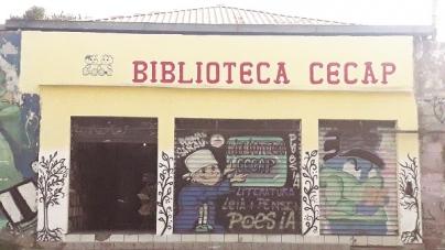 Biblioteca comunitária do parque Cecap recebe Primeira Mostra Cultural