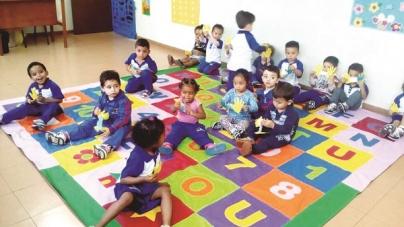 Creche Flor do Amanhã traz aprendizado e diversão para as crianças do São João