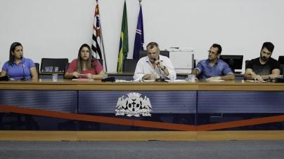 Frente Parlamentar recebe presidente do Conselho de Proteção Animal