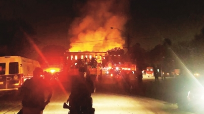 MPF requisitou instauração de inquérito para apurar causas de danos a museu