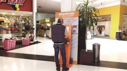 Totem do Poupatempo no Shopping Bonsucesso facilita a vida dos moradores do São João
