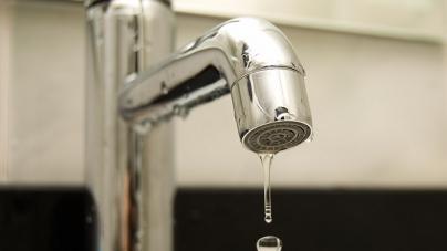 50 bairros sofrem alteração no abastecimento de água a partir desta quinta-feira