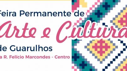 Inscrições para Feira Permanente de Arte e Cultura vão até 15 de outubro