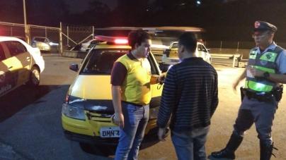 Blitz da Lei Seca quebra recorde de motoristas fiscalizados em Guarulhos