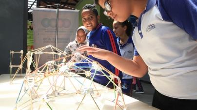 Alunos da Rede Municipal participam da Semana do Conhecimento de Guarulhos