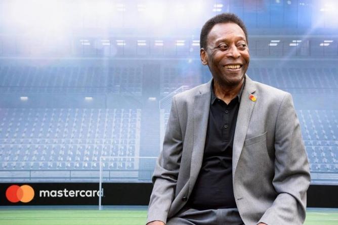 Pelé faz aniversário e celebra 78 anos ainda como referência mundial