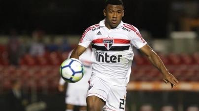 São Paulo anuncia renovação contratual do jovem Luan até 2022