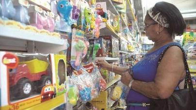 Comércio varejista estima movimentar R$ 7,4 bi com Dia da Criança