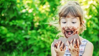 Libere os doces neste Dia das Crianças
