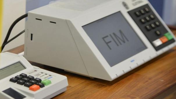 Em São Paulo 0,7% das urnas eletrônicas foram substituídas