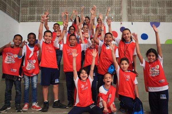 Escolas da Prefeitura de Guarulhos realizam 8ª edição dos Jogos Escolares Municipais