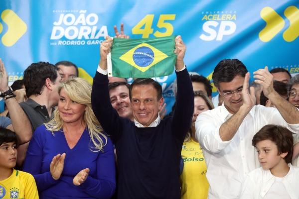 Apesar de expressiva votação de Márcio França em Guarulhos, Doria vence eleição