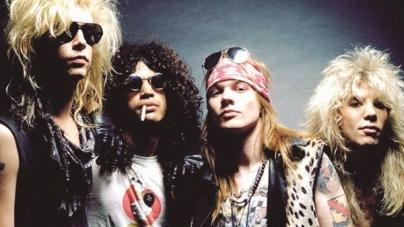 Exposição em SP celebra 30 anos de 'Appetite for Destruction', do Guns N'Roses