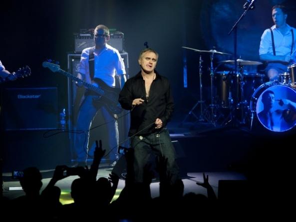 Morrissey volta a São Paulo com novo álbum e cheio de planos