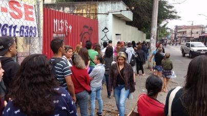 Mutirão de Oportunidades e Serviços leva nove mil pessoas ao Adamastor