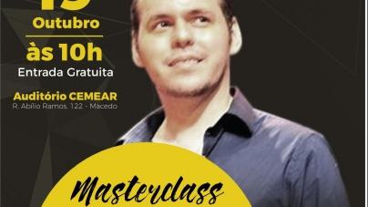 Jazz é tema de Masterclass no Conservatório de Guarulhos
