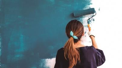 Confira dicas para pintar as paredes da casa sem erros