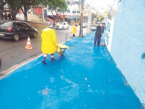 Operação de limpeza da Proguaru no segundo turno das eleições ocorre com tranquilidade