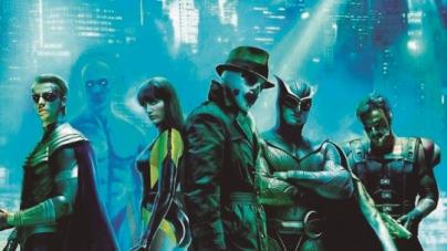 Watchmen da HBO ganha primeiro teaser