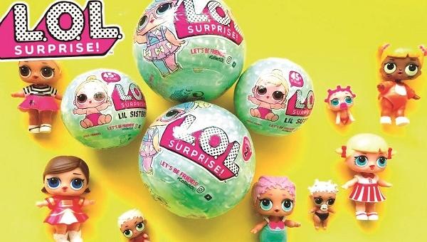 Encontro de bonecas LOL com presença de Sophia Santina diverte crianças neste sábado