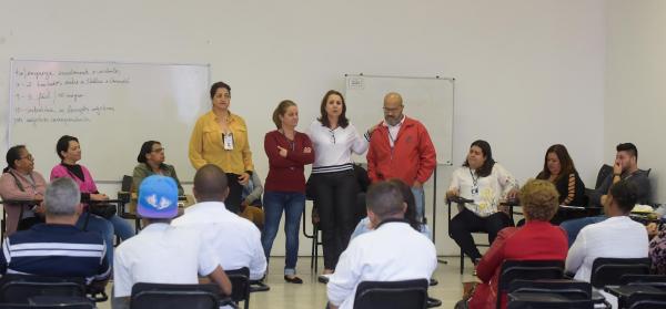 """Secretaria do Trabalho promove """"Café com os pais"""" do Programa Jovem Trabalhador"""